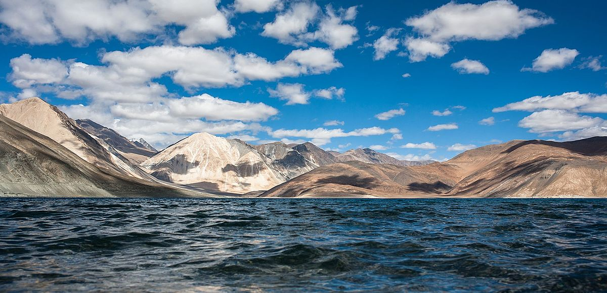 Pangong lake day excursion