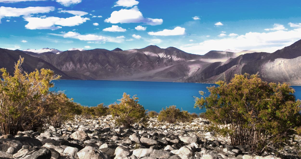 DAY 05: Leh - Pangong Lake 140 Kms/ 6 Hrs: