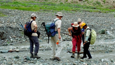 3Night/4Days Likir-Themisgam Homestay trekking