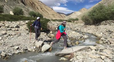 15 Nights/ 16 Days Marka valley Trek with Stok Kangri Climb